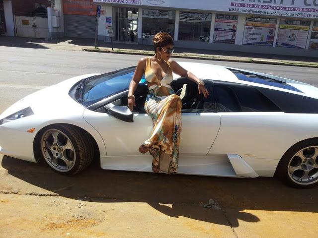 Zari Hassan Cars Photos Latest News